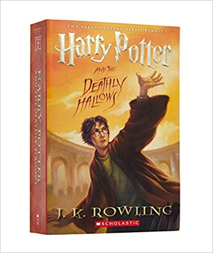 Harry Potter and the Deathly Hallows Audiobook Online