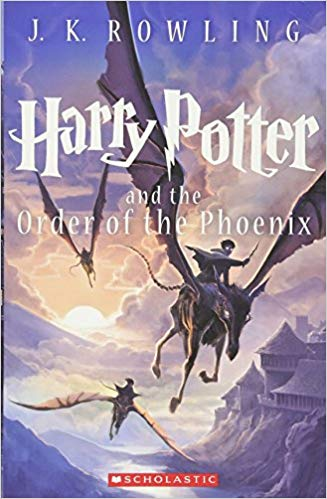 Harry Potter and the Order of the Phoenix Audiobook Online