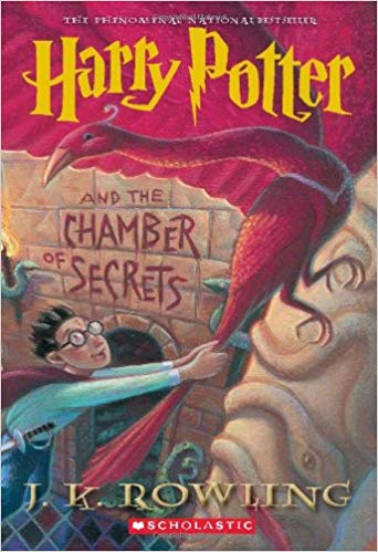 Harry Potter and the Chamber of Secrets Audiobook Online