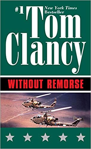 Tom Clancy - Without Remorse Audio Book Free