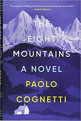 Paolo Cognetti - The Eight Mountains Audio Book Free