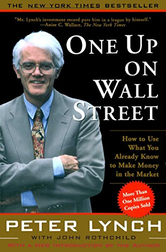 Peter Lynch - One Up On Wall Street Audio Book Free