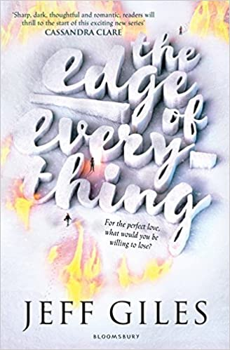 Jeff Giles - The Edge of Everything Audio Book Free