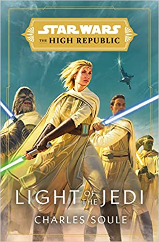 Charles Soule - Light of the Jedi (Star Wars) Audiobook Streaming