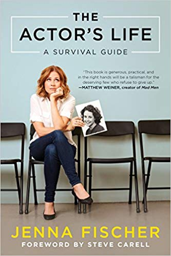 Jenna Fischer - The Actor's Life Audio Book Free