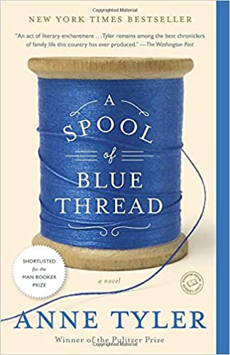 Anne Tyler - A Spool of Blue Thread Audiobook Free Online
