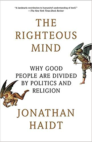 Jonathan Haidt - The Righteous Mind Audio Book Free