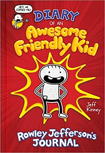 Jeff Kinney - Diary of an Awesome Friendly Kid Audio Book Free