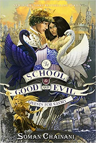 Soman Chainani - The School for Good and Evil #4 Audio Book Free
