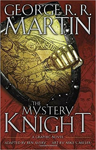 George R. R. Martin - The Mystery Knight Audiobook